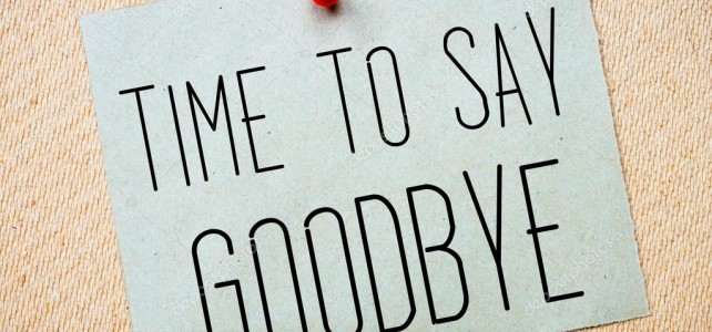 Some members of the PTA Board says good bye…